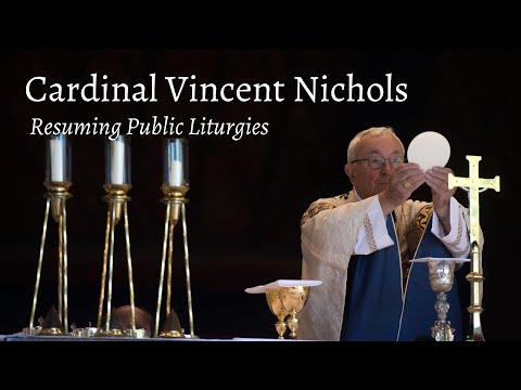 Resuming Public Liturgies