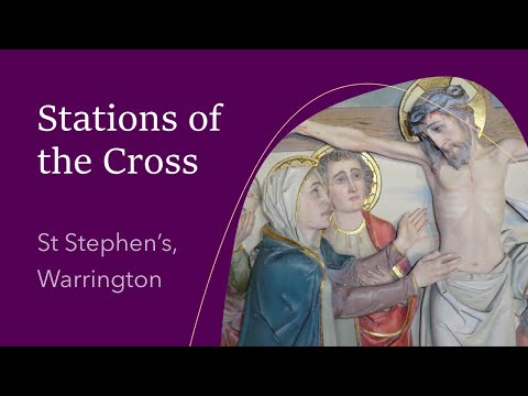 Stations of the Cross from St Stephen's, Warrington