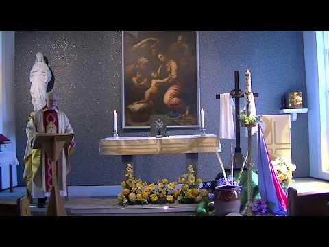 Mass on 2nd Sunday of Easter 2020 from St Stephen's, Warrington
