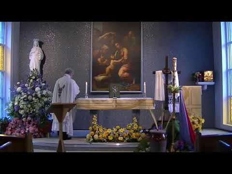 Mass on 6th Sunday of Easter 2020 from St Stephen's, Warrington