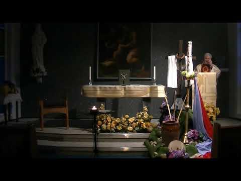 Easter Vigil Mass 2020 from St Stephen's, Warrington