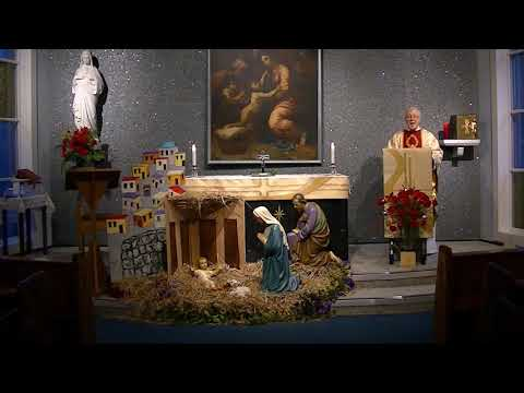 Christmas Mass 2020 from St Stephen's, Warrington
