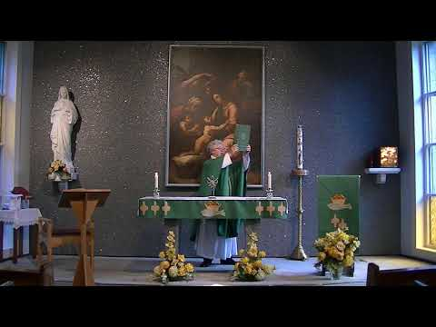 Mass on 12th Sunday of Ordinary Time 2020 from St Stephen's, Warrington