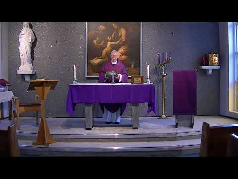 Mass on 1st Sunday of Advent 2020 from St Stephen's, Warrington