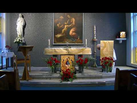 Trinity Sunday Mass 2020 from St Stephen's, Warrington